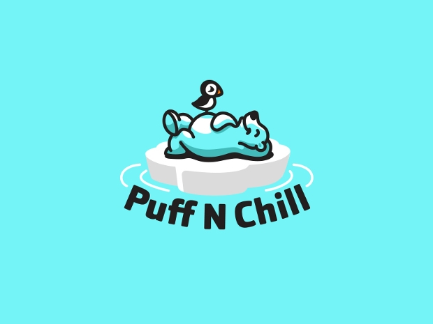 puff and chill medical logo