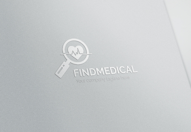 Find Medical Logo Design