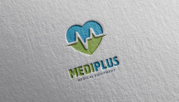 Medplus Logo Design