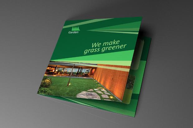 garden catalog brochure