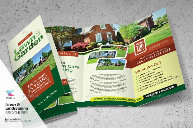 printable garden brochure