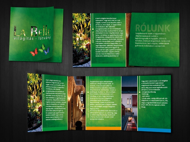 Garden Light Brochure
