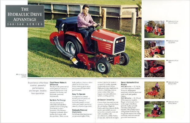 Lawn and Garden Brochure