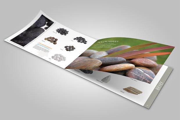garden stones brochure