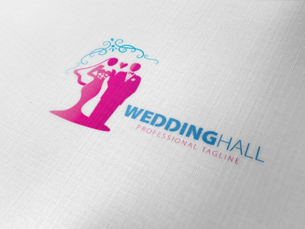 Wedding Hall Logo