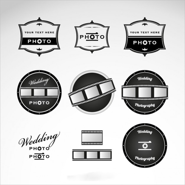 Wedding Photography Logos