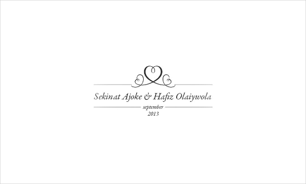 Wedding Family Logo
