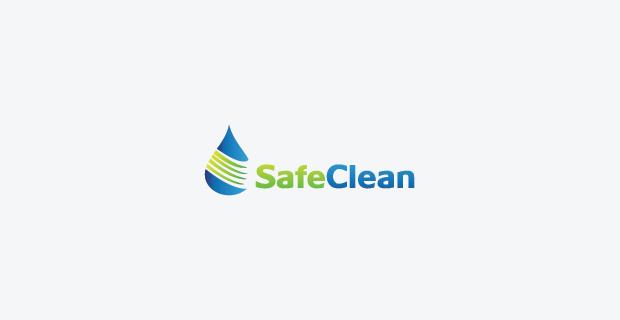 Safe Clean Logo Design