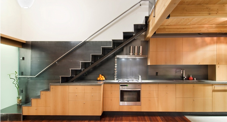Space Saving Staircase Designs