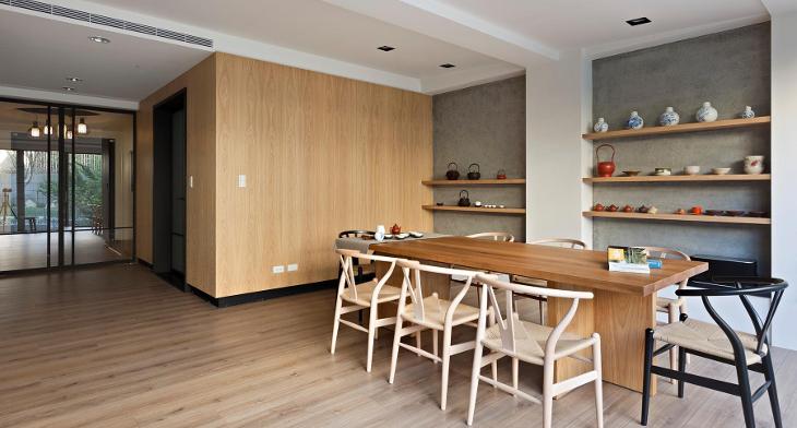 17+ Dining Room Shelves Designs, Ideas | Design Trends - Premium PSD ...