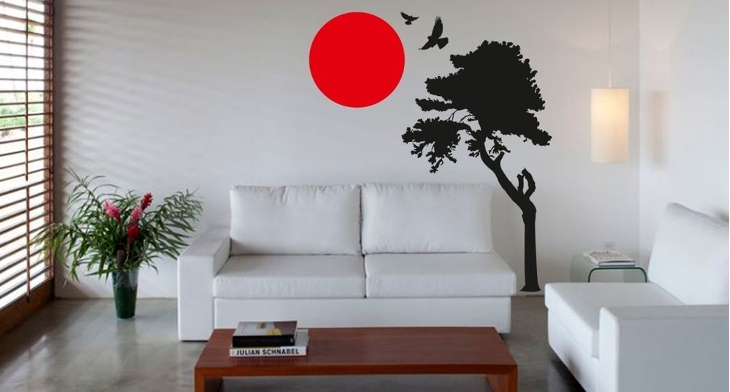 Japanese Wall Art Designs