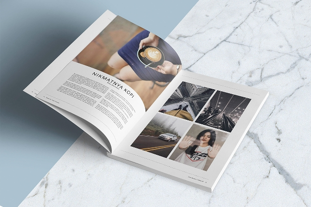Modern Time Traveler Magazine
