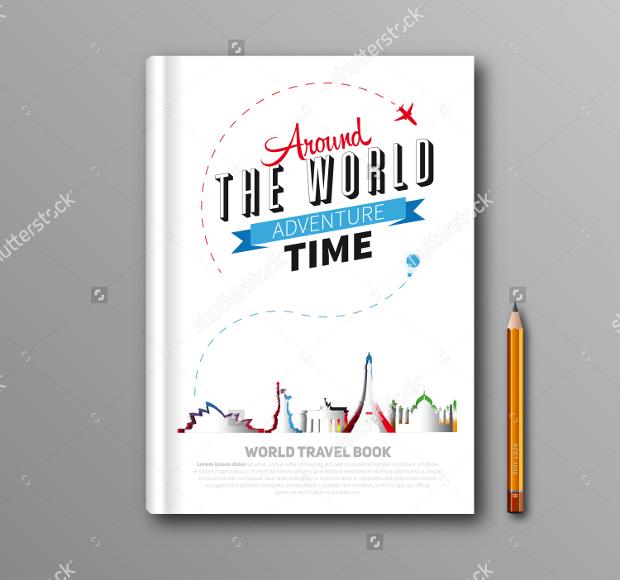World Travel Magazine Design