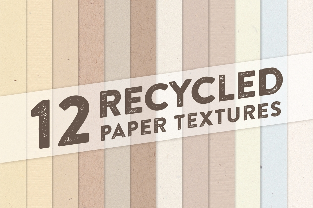 high resolution recycled paper textures