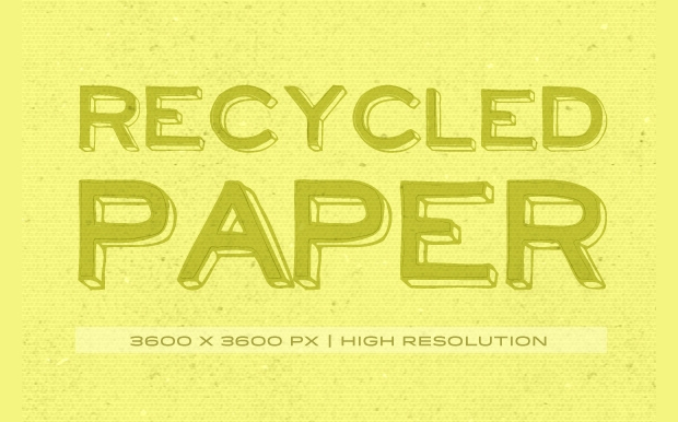 colored recycled paper textures
