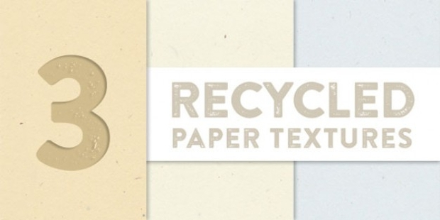 Free Recycled Paper Texture