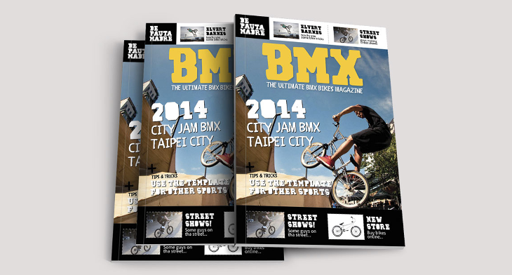 18 Sports Magazines Free Psd Eps Ai Indesign Download Design