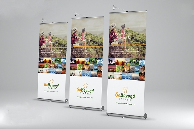 Tourism Roll-Up Banners