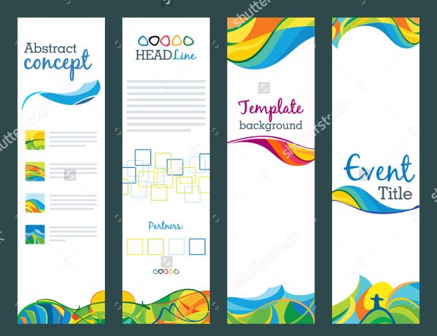 Summer Travel Vertical Banners