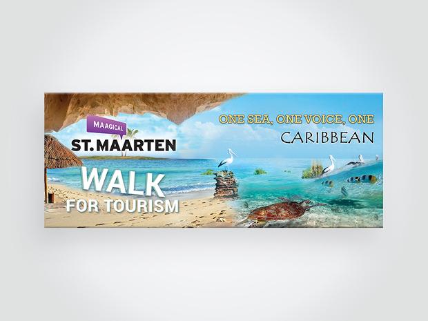 St Maarten Tourism Banner