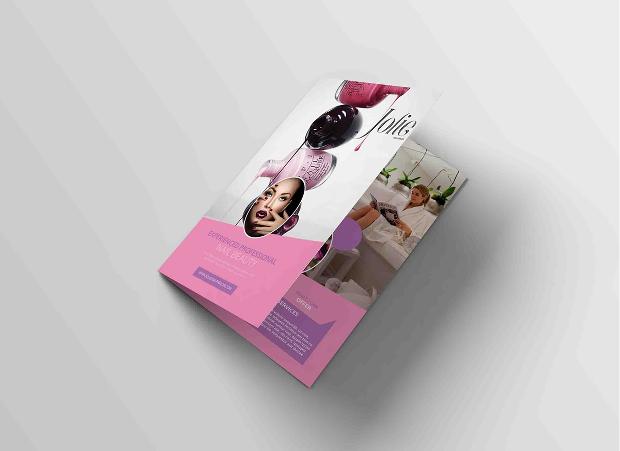 Nail Parlour Brochure