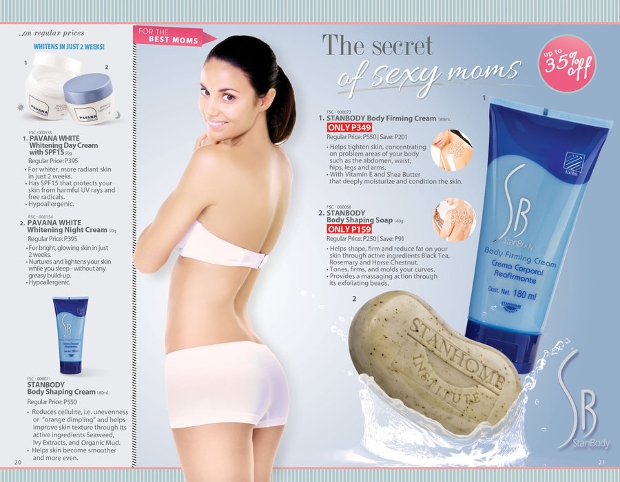 beauty care brochure