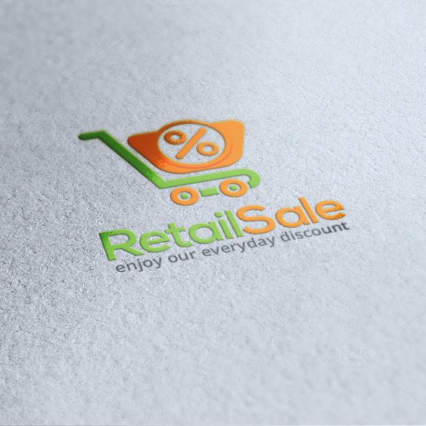 Retail Sale Logo
