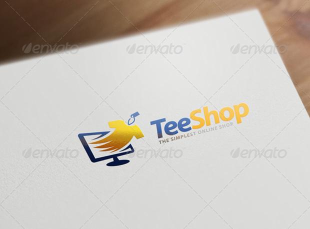Online Retail Store Logo