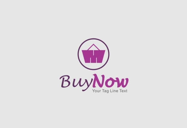 Buy Now Logo Design