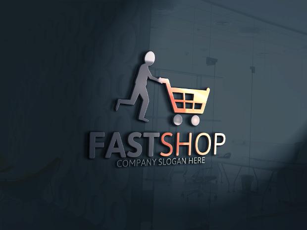 Fast Shop Retail Logo