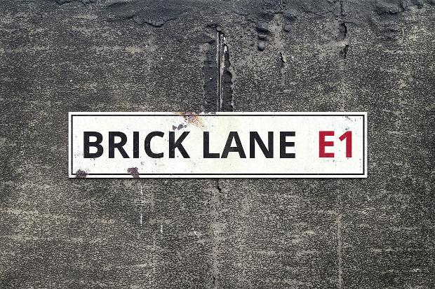street sign mockup