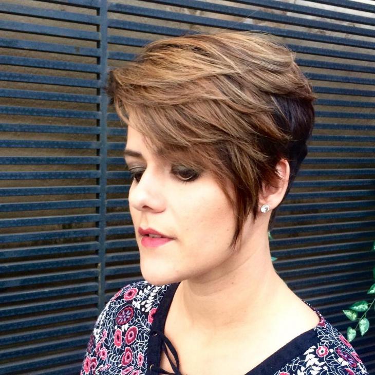 side swept pixie haircut1