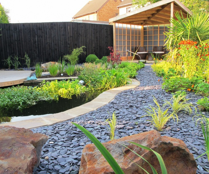 18+ Beautiful Zen Garden Designs, Ideas