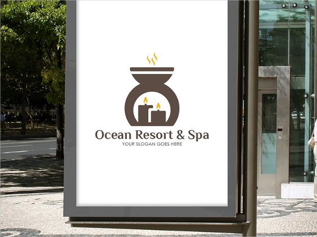Ocean Resort Logo