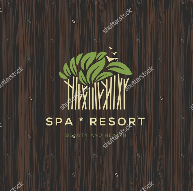 Spa Resort Logo