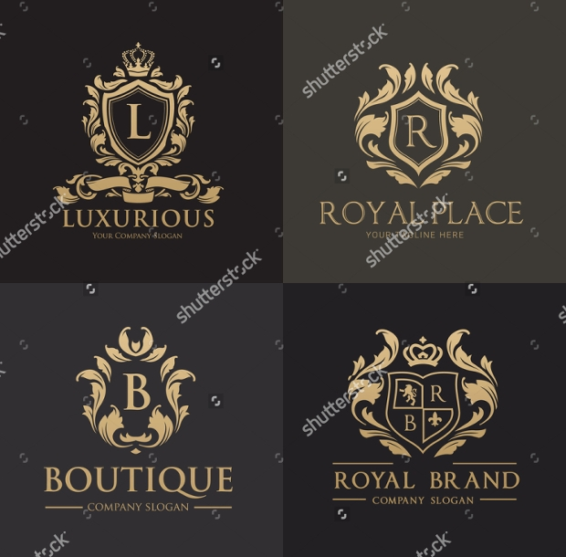 Luxury Logo Collection for Resort