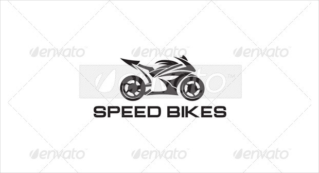 Speed Bicycle Logo