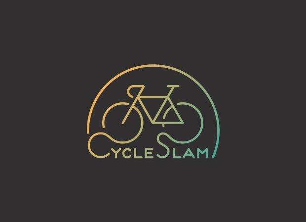 Cycle Slam Logo Idea
