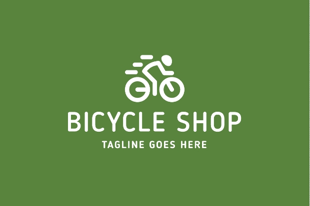 Bicycle Shop Logo Design