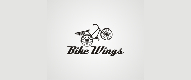 Bike Wings Logo