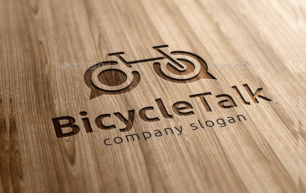 Bicycle Talk Logo