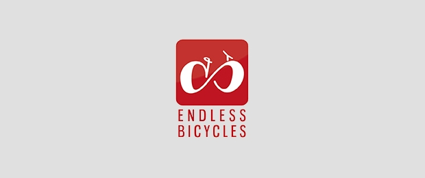 Endless Bicycles Logo Design