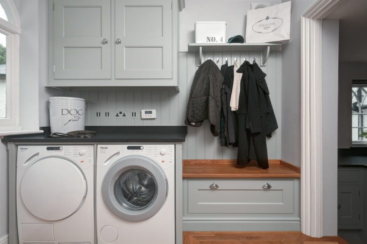 Utility Room Storage Cabinets