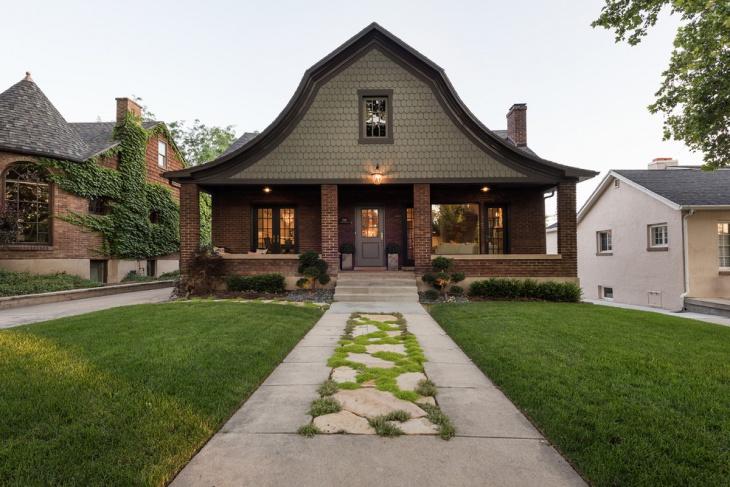 Vintage Villa House
