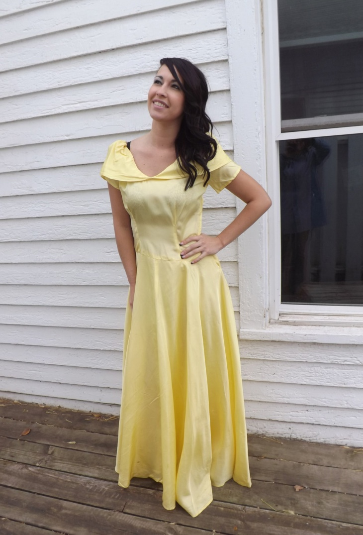 disney fairytale gown