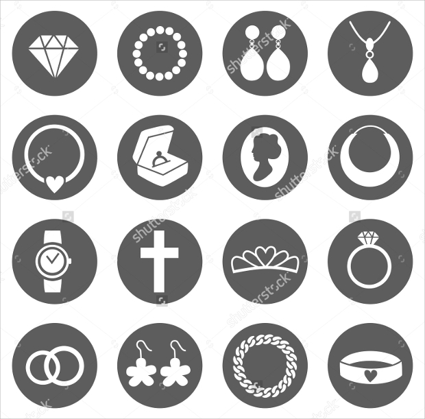 70 Jewelry Icons Free Psd Vector Eps Format Download