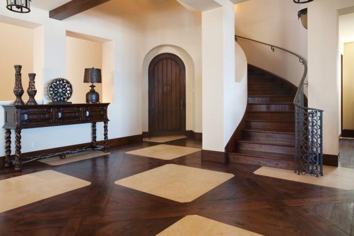 Solid Parquet Flooring