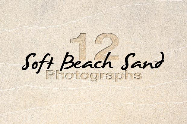 Soft Beach Sand Textures