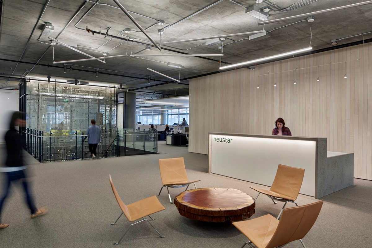 18 office lobby designs ideas design trends premium for Design companies in san francisco