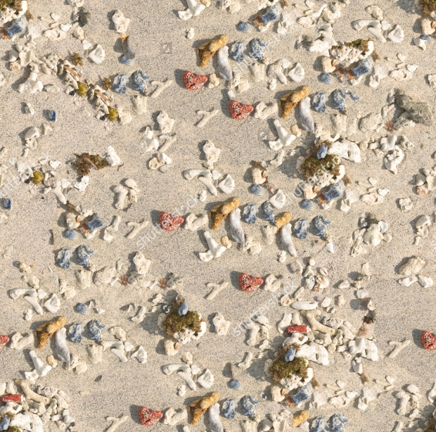 Seamless Beach Texture